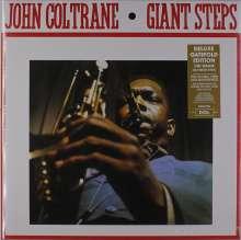 John Coltrane (1926-1967): Giant Steps (180g) (Deluxe-Edition), LP