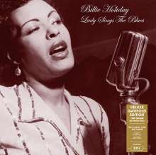 Billie Holiday (1915-1959): Lady Sings The Blues (180g) (Deluxe-Edition), LP