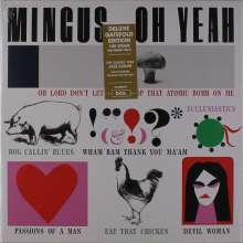 Charles Mingus (1922-1979): Oh Yeah! (180g) (Deluxe-Edition), LP
