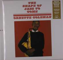 Ornette Coleman (1930-2015): Shape Of Jazz To Come (180g) (Deluxe-Edition), LP