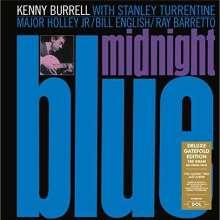 Kenny Burrell (geb. 1931): Midnight Blue (180g) (Deluxe Edition), LP