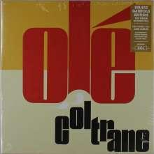 John Coltrane (1926-1967): Olé Coltrane (180g) (Deluxe-Edition), LP