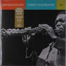John Coltrane (1926-1967): Impressions (180g) (Deluxe-Edition), LP