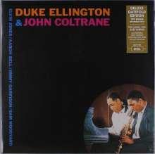 Duke Ellington & John Coltrane: Duke Ellington & John Coltrane (180g) (Deluxe-Edition), LP