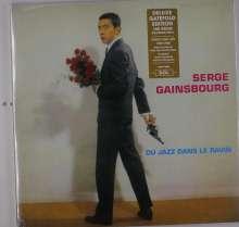 Serge Gainsbourg: Du Jazz Dans Le Ravin (180g) (Deluxe-Edition), LP