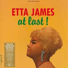 Etta James: At Last! (180g) (Deluxe-Edition) +6 Bonus Tracks, LP