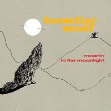 Howlin' Wolf: Moanin' In The Moonlight (180g) (Deluxe-Edition), LP