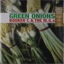 Booker T. & The MGs: Green Onions (180g) (Deluxe-Edition), LP