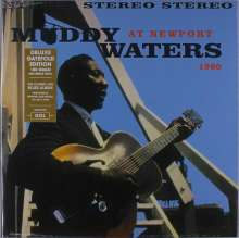 Muddy Waters: At Newport 1960 (180g) (Deluxe-Edition), LP