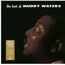 Muddy Waters: The Best Of Muddy Waters (180g) (Deluxe-Edition), LP