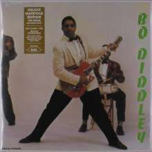 Bo Diddley: Bo Diddley (180g) (Deluxe-Edition), LP