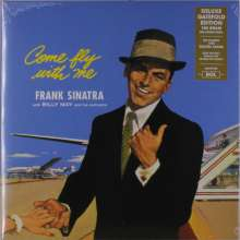 Frank Sinatra (1915-1998): Come Fly With Me (180g) (Deluxe-Edition), LP