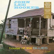 John Lee Hooker: House Of The Blues (180g) (Deluxe-Edition), LP