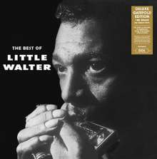 Little Walter (Marion Walter Jacobs): The Best Of Little Walter (180g) (Deluxe-Edition), LP