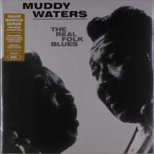 Muddy Waters: The Real Folk Blues (180g) (Deluxe-Edition), LP