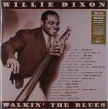 Willie Dixon: Walkin' The Blues (180g) (Deluxe-Edition), LP