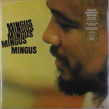Charles Mingus (1922-1979): Mingus Mingus Mingus Mingus Mingus (180g) (Deluxe-Edition), LP