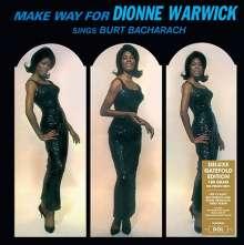 Dionne Warwick: Make Way For Dionne Warwick Sings Burt Bacharach (180g) (Deluxe-Edition), LP