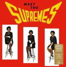 The Supremes: Meet The Supremes (180g) (Deluxe-Edition), LP