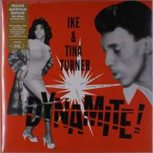 Ike & Tina Turner: Dynamite! (180g) (Deluxe-Edition), LP