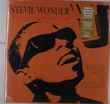 Stevie Wonder (geb. 1950): With A Song In My Heart (180g) (Deluxe-Edition), LP