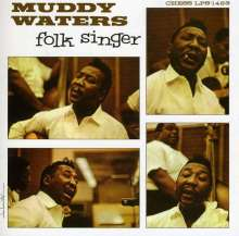 Muddy Waters: Folk Singer (180g) (Deluxe Edition), LP