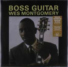Wes Montgomery (1925-1968): Boss Guitar (180g) (Deluxe-Edition), LP