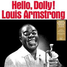 Louis Armstrong (1901-1971): Hello Dolly (180g) (Deluxe-Edition), LP