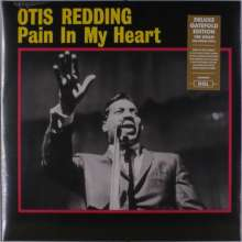 Otis Redding: Pain In My Heart (180g) (Deluxe-Edition), LP