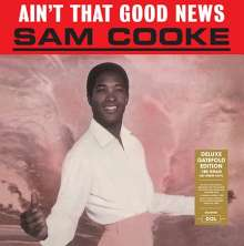 Sam Cooke: Ain't That Good News (180g) (Deluxe-Edition), LP