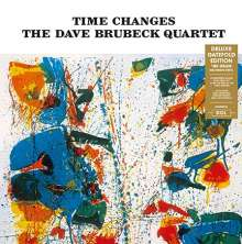Dave Brubeck (1920-2012): Time Changes (180g) (Deluxe-Edition), LP