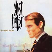 Chet Baker (1929-1988): Chet Baker In New York (140g), LP