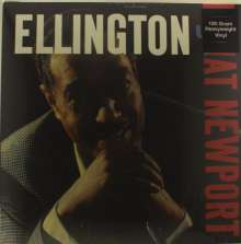 Duke Ellington (1899-1974): Newport Unreleased (180g), LP