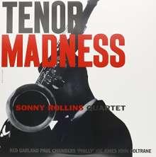Sonny Rollins (geb. 1930): Tenor Madness (180g), LP