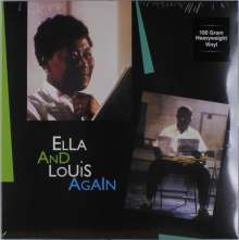 Louis Armstrong & Ella Fitzgerald: Ella & Louis Again (180g), 2 LPs