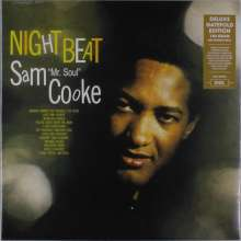 Sam Cooke: Night Beat (180g) (Deluxe-Edition), LP