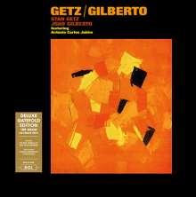 Stan Getz & João Gilberto: Getz / Gilberto (180g) (Deluxe Edition), LP