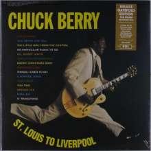 Chuck Berry: St. Louis To Liverpool (180g) +3 Bonus Tracks, LP