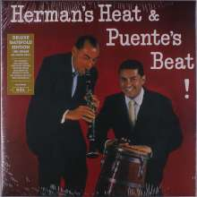 Tito Puente & Woody Herman: Herman's Heat & Puente's Beat (180g), LP