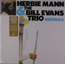Herbie Mann & Bill Evans Trio: Nirvana (180g) (Deluxe-Edition), LP