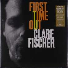 Clare Fisher: First Time Out (180g) (Deluxe Edition), LP