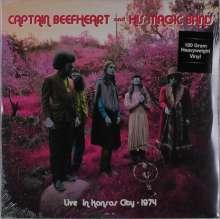 Captain Beefheart: Live At The Cawtown Ballroom In Kansas City, April 22, 1974 (180g), LP