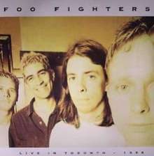 Foo Fighters: Live In Toronto - April 3, 1996 (180g), LP