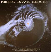 Miles Davis (1926-1991): Live At Fillmore West Auditorium, San Francisco April 9, 1970 (180g) (45 RPM), 2 LPs