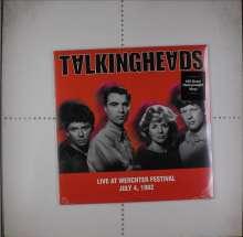 Talking Heads: Live At Werchter Festival, July 4 1982 Matrix-FM (180g), LP