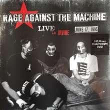 Rage Against The Machine: Live In Irvine, CA June 17, 1995 KROQ-FM (180g), LP