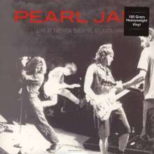Pearl Jam: Live At The Fox Theatre, Atlanta, GA - 1994 (180g), LP