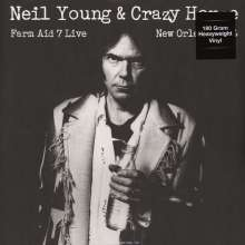 Neil Young & Crazy Horse: Live At Farm Aid 7 In New Orleans (180g), LP