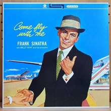 Frank Sinatra (1915-1998): Come Fly With Me (180g), LP