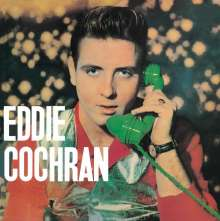 Eddie Cochran: Best Songs Of Eddie Cochran (180g), LP